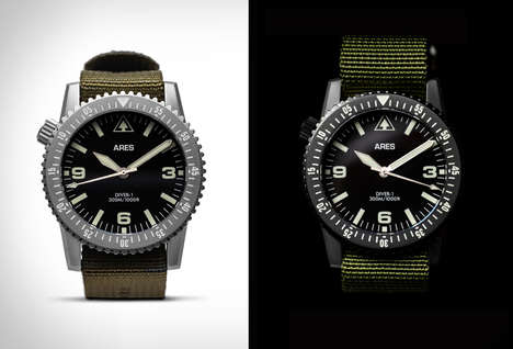 American-Made Diver Timepieces