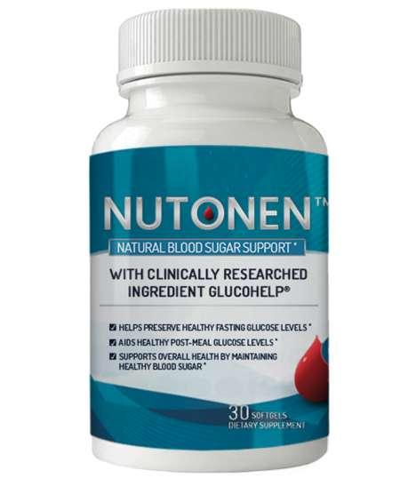 Natural Glucose Control Vitamins
