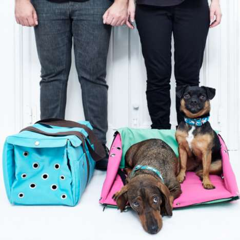 Travel-Ready Pet Beds