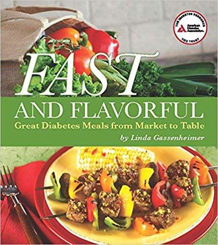 Diabetes-Friendly Cookbooks