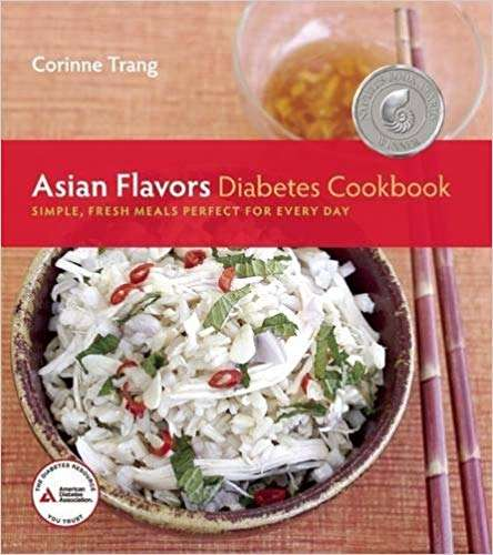 Diabetic-Catered Asian-Inspired Recipes