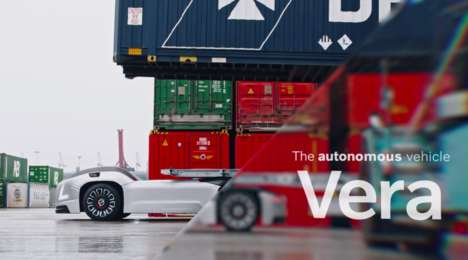 Autonomous Sports Car Trucks