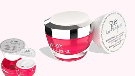 Refillable Whipped Moisturizers - Olay's Regenerist Whip Moisturizer Will Be Available in Pods