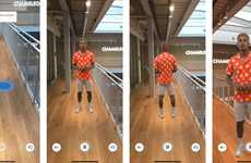 Augmented Reality Catwalks