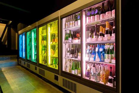 AI-Powered Sake Bars
