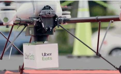 Drone-Powered Delivery Services