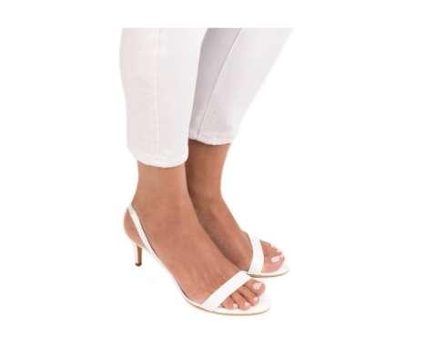 Comfortable Retro Summer Heels