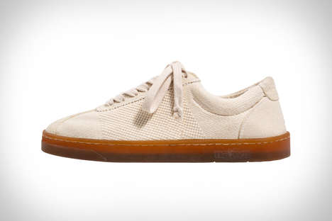 Sustainable Plant-Based Sneakers - The Native Plant Shoe is 100% Animal-Free and Biodegradable