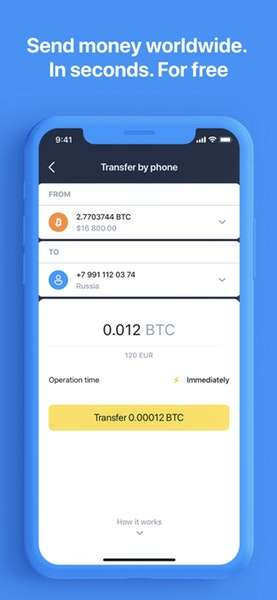 Cryptocurrency-Normalizing Apps