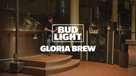 Music-Infused American Lagers