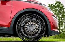 Airless Tire Prototypes
