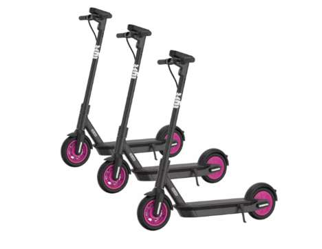 Scooter Sharing Programs