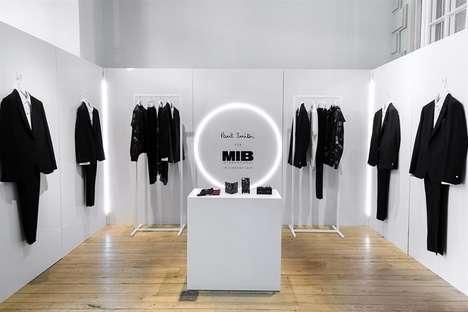 Sci-Fi Suit Shops