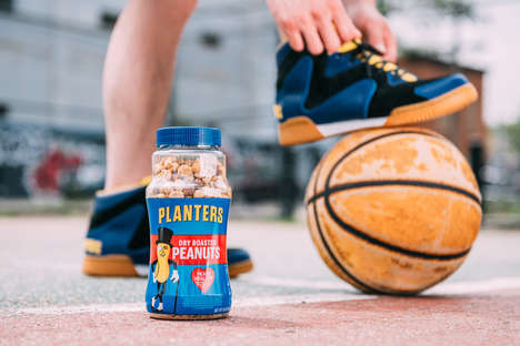 Peanut-Inspired Sneakers
