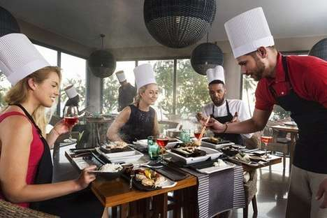 Hot Lava Rock Restaurants