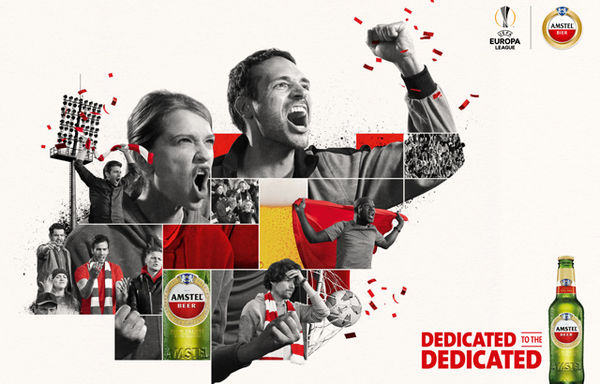 UEFA Europa League Final with Amstel