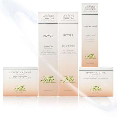 Probiotic Scalp Scrubs - Tela Beauty's Scrub Adjusts the Hair and Scalp Moisture Barrier