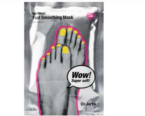 Foot-Smoothing Masks