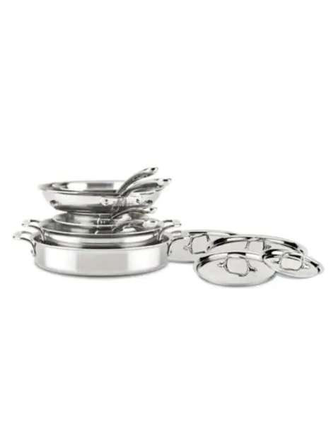 Storage-Focused Cooking Sets