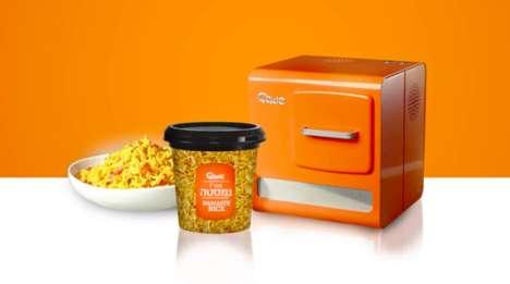 Algorithmic Meal Machines