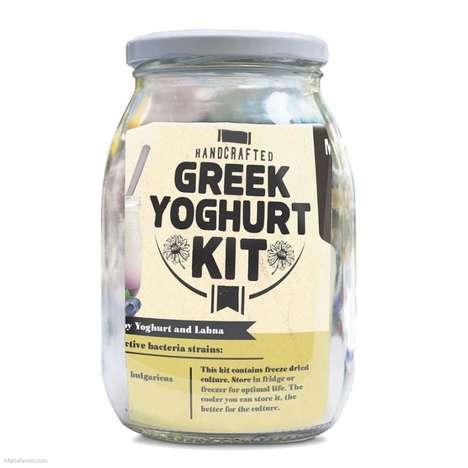 Mason Jar Yogurt Kits