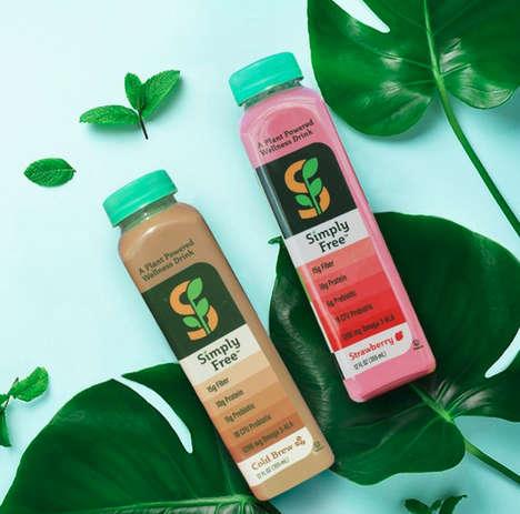 Mini-Meal Wellness Drinks