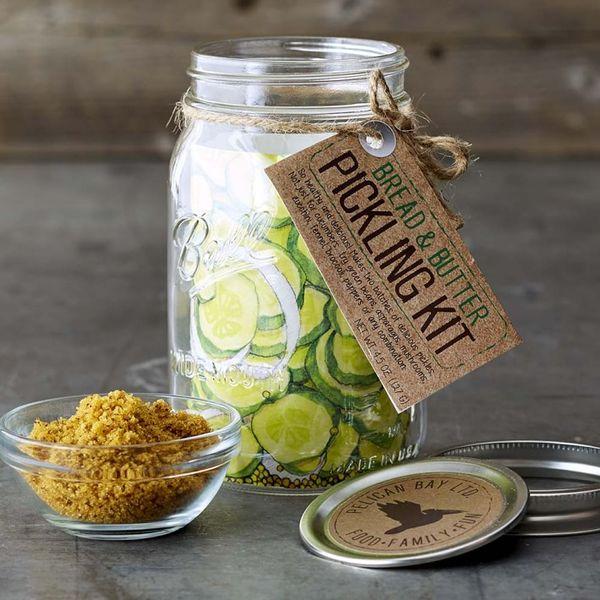 At-Home Pickling Kits : DIY Pickle Kit