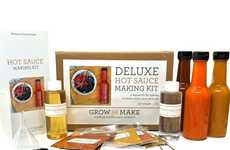 Gourmet Hot Sauce Kits