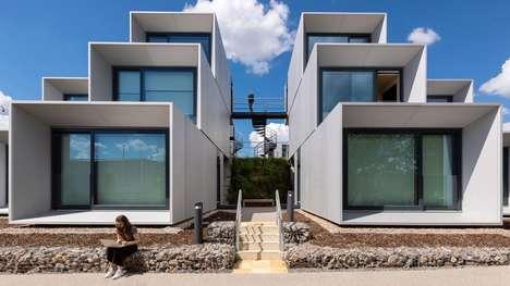 Slick Modular Student Housing