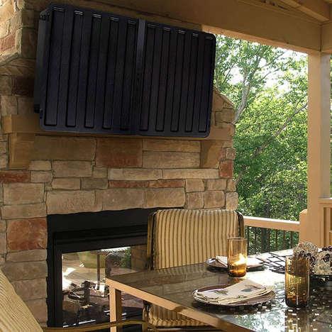 Weatherproof Outdoor TV Covers