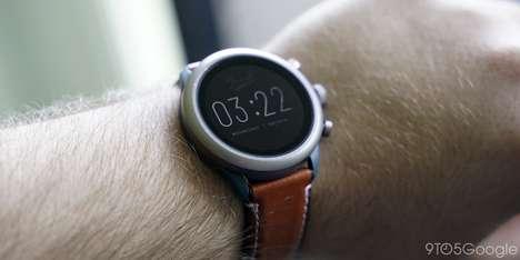 Secure Smart Watch Updates