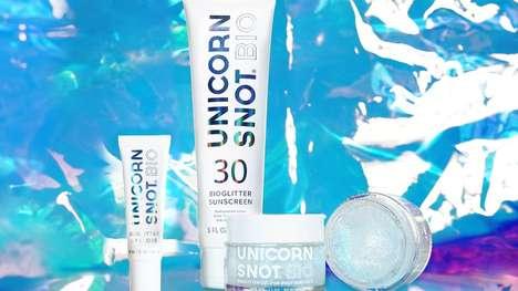 Eco-Friendly Glitter Cosmetics