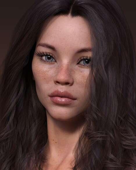 Agency-Signed Virtual Models