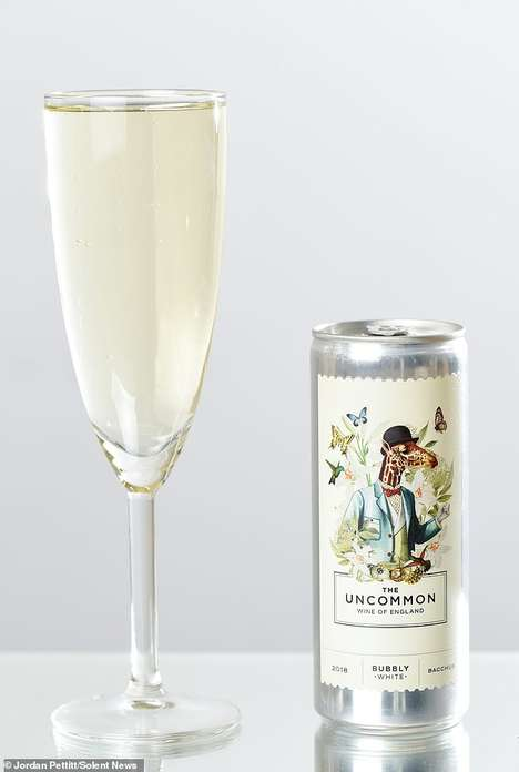 Crisp Canned Sparkling Wines