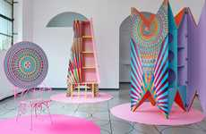 Whimsicality-Driven Furniture Designs