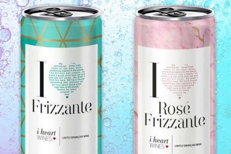 Italian Sparkling Canned Wines