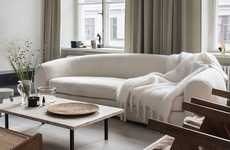 Ethereally Elegant Apartment Interiors