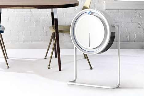 Designer Dehumidification Appliances