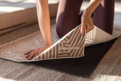 Sustainable Luxury Yoga Mats