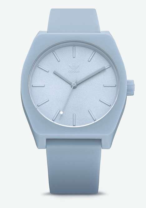 Slick Monochromatic Watch Capsules
