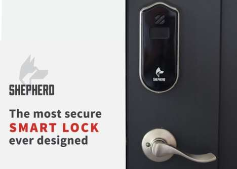 Touch Technology Door Locks