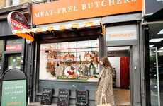 Meat-Free Butcher Shops