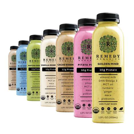 Functional Wellness Beverages