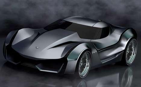 Celebratory Sports Car Concepts