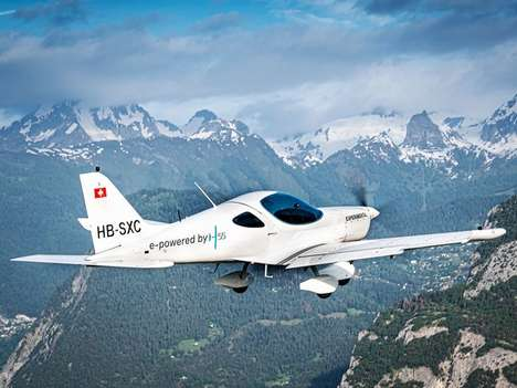 Revolutionary Eco-Powered Airplanes