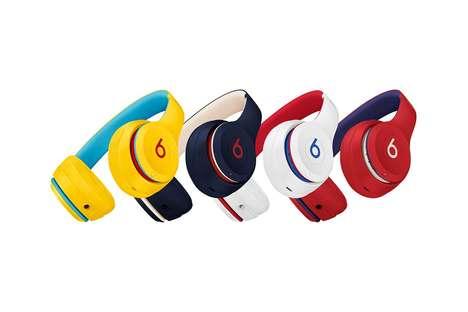 Summer-Ready Bright Wireless Headphones