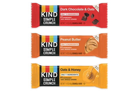Minimal Ingredient Snack Bars