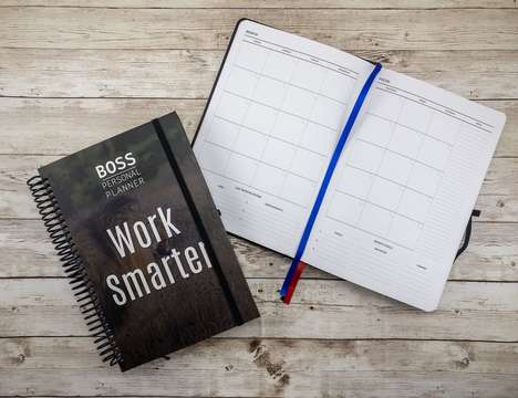 Habit-Tracking Productivity Planners
