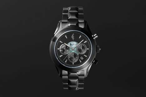 Game-Inspired Chronographic Watches