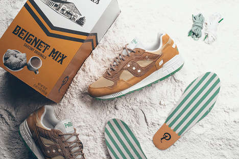 Pastry-Inspired Sneakers